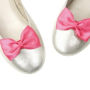 Clip Shoes ARMANCE fushia - Chaussures femmes petites pointures