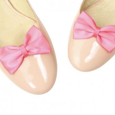 Clip Shoes ARMANCE néon - Chaussures femmes petites pointures