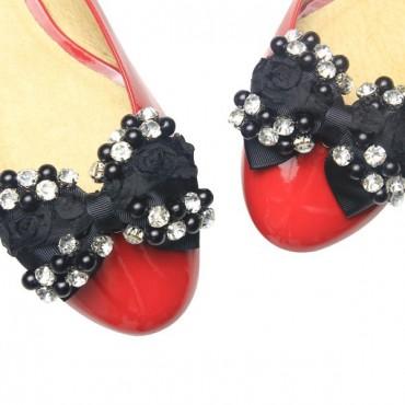 Clip Shoes PRISCA - Chaussures femmes petites pointures