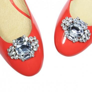 Clip Shoes ATHENAIS - Chaussures femmes petites pointures