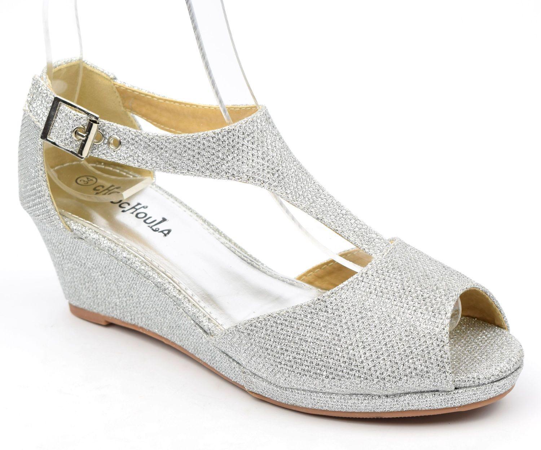 chaussures compensees ouvertes femme. Black Bedroom Furniture Sets. Home Design Ideas