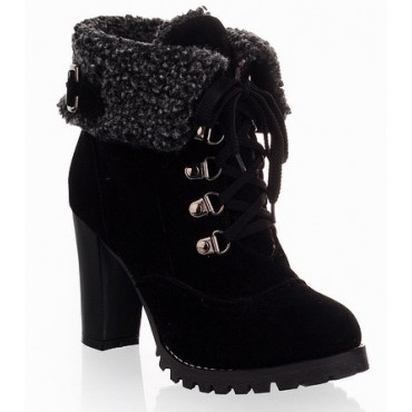 Bottines noires Melory