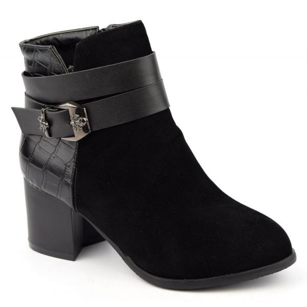 boots femme talons 5 cm