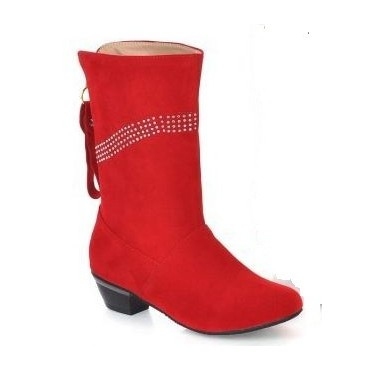 Bottines Rouges Limor