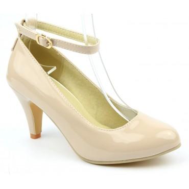 Escarpins beiges Sabrina