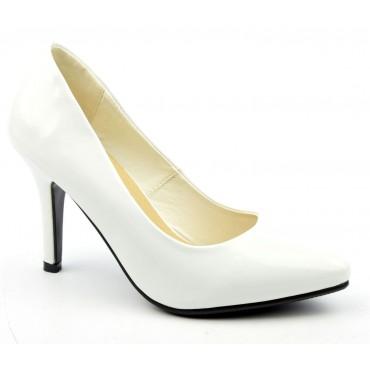 Escarpins blancs Elanie