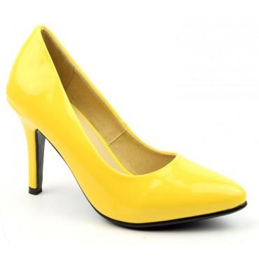 Escarpins jaunes Elanie