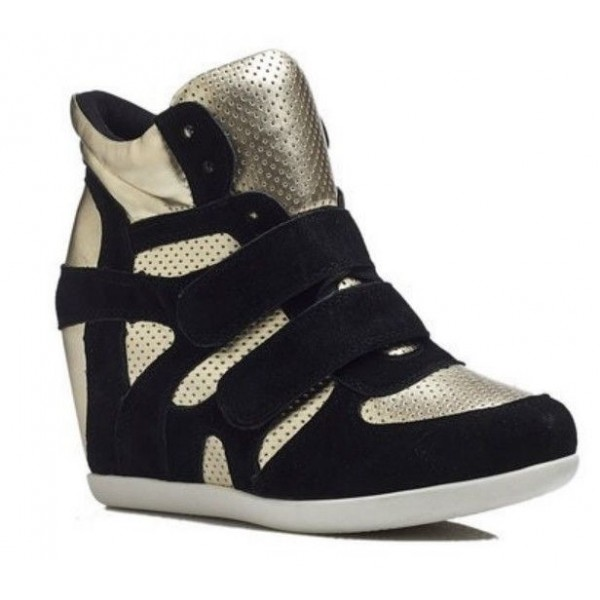 baskets compens es dor e wanda pointure petits souliers. Black Bedroom Furniture Sets. Home Design Ideas