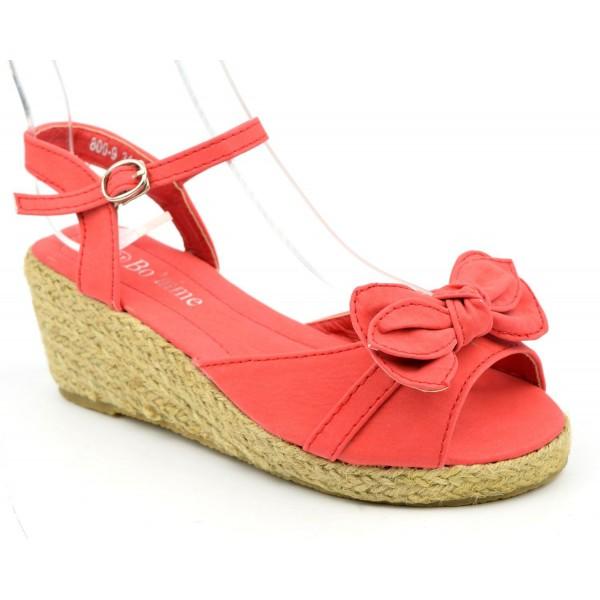 Sandales talons compensés Darlène