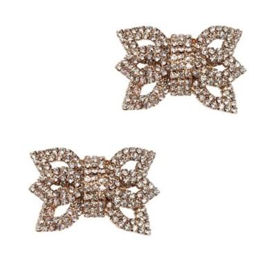 Bijoux clip chaussures Milly froufrouz Paris