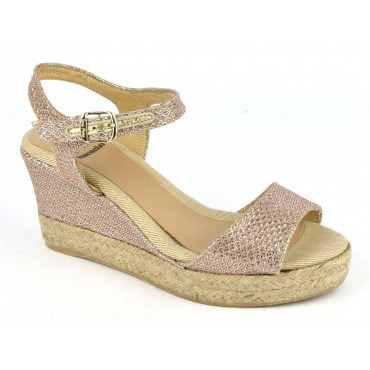 chaussures compensees rose chaussures compensees femme sandales compensees fluos a talon de 9. Black Bedroom Furniture Sets. Home Design Ideas
