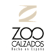 Bottes cuir verni noir et cuir motif marron, ZC0277 Zoo Calzados