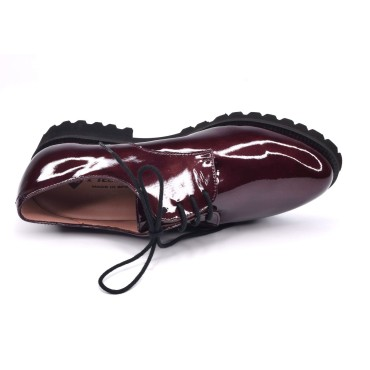 Sandales compensées, cuir lisse marron ZC0094Y, Zoo Calzados