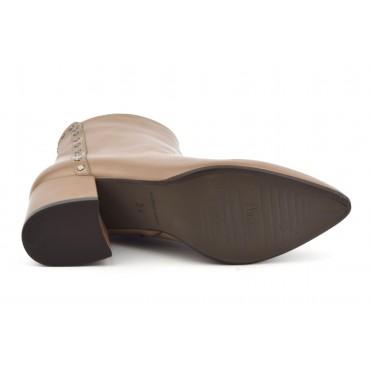 Sandales, cuir fantaisie, talons compensés, daim bleu électrique, MI-350, Yves de Beaumond