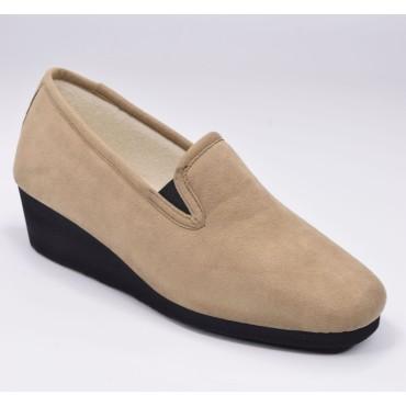 Derby lacets, pieds larges et standards, cuir verni bordeaux, 185731 , PieSanto