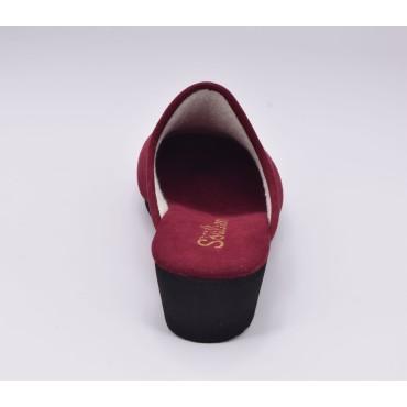 Escarpins Daim Brenda Zaro, rose fushia, talon 8 cm, F96559