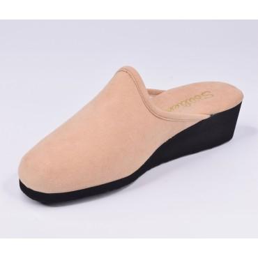 Chaussures de ville, lisse marron, Caddie, Geo Reino