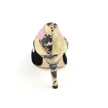 Bijoux clip chaussures Greta Argent froufrouz Paris