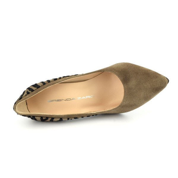 Bijoux clip chaussures Kanella Argent froufrouz Paris