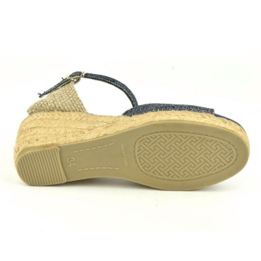 Sandales à plateau, petites pointures, cuir lisse blanc, 3164, Plumers