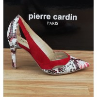 Escarpins bouts pointus, talons 6.5 cm, cuir daim, rose clair, F97803D, Brenda Zaro