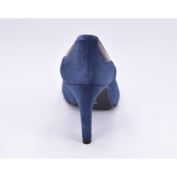 Escarpins cuir imprimé fantaisie, or, Brenda Zaro, talon 6.5, F96136