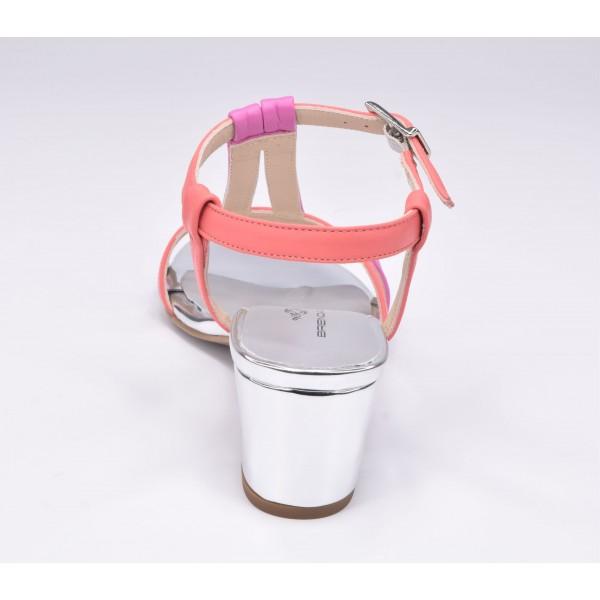 Espadrilles, sandales compensées pailletées or, Triton, Toni Pons, 2020