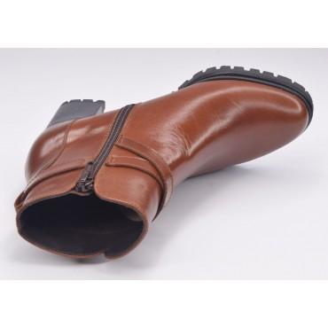 Sandales plateforme, cuir argenté brillant, 3118, Plumers