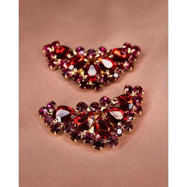 Sandales talons épais, daim camel, 3030, Plumers
