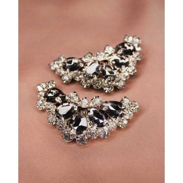 Sandales petits talons carrés, cuir blanc et marron, 3190, Plumers
