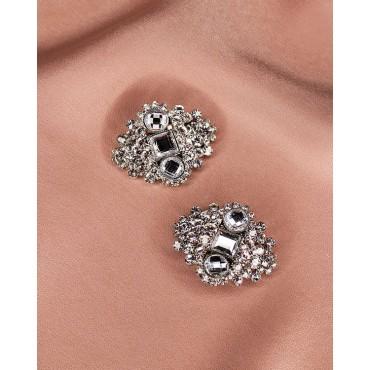 Espadrilles, sandales compensées bout ouvert, daim noir Llivia, Toni Pons, 2020
