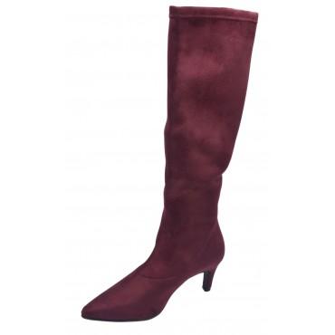 Sandales plateforme, cuir pailleté noir, 3321, Plumers