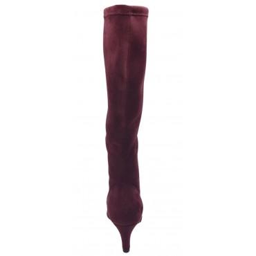 Espadrilles, sandales compensées bout ouvert, cuir lisse argent acier, Llivia, Toni Pons, 2020