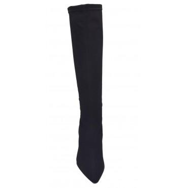 Sandales plateforme, cuir bi matière, rose, 3321, Plumers