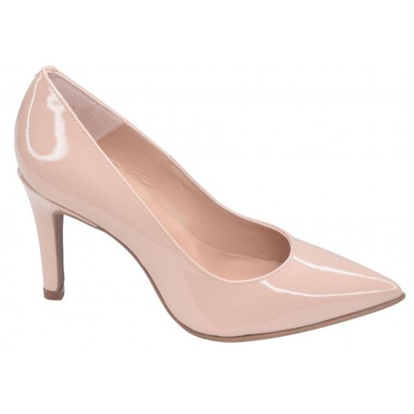 Bottines daim jaune d'oeuf, Talon 6.5 cm, F3446, Brenda Zaro