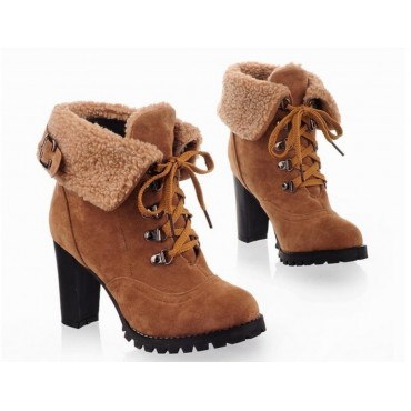 Bottines miel Melory