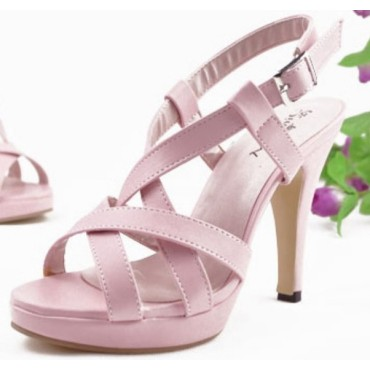 Sandales roses Syam