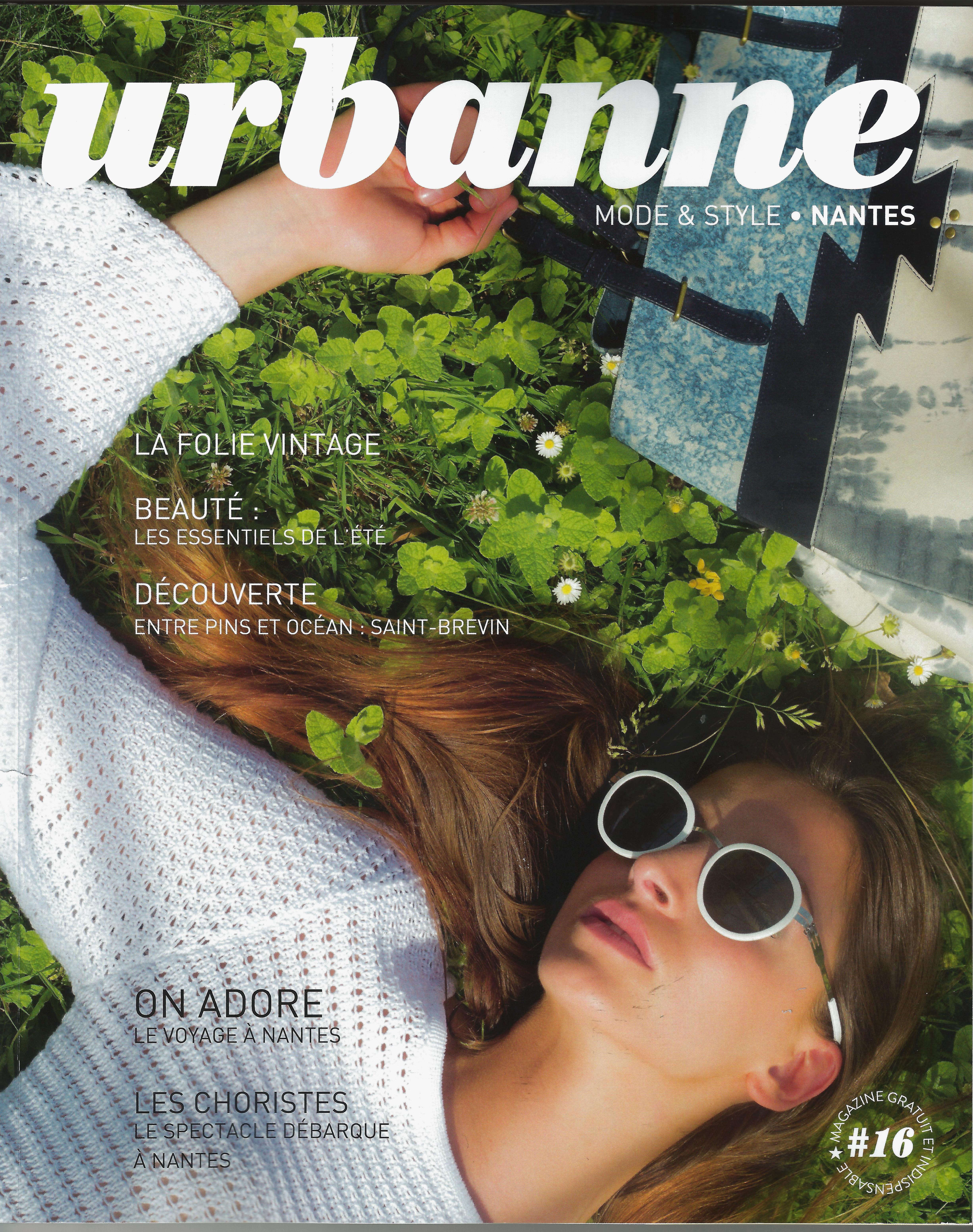 Magazine urbanne- la presse parle de Petits Souliers - chaussures femme petite pointures